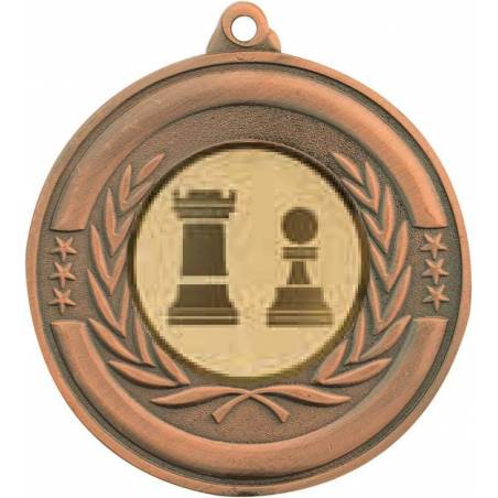 Chess medals for their championships 50 mm. 29942