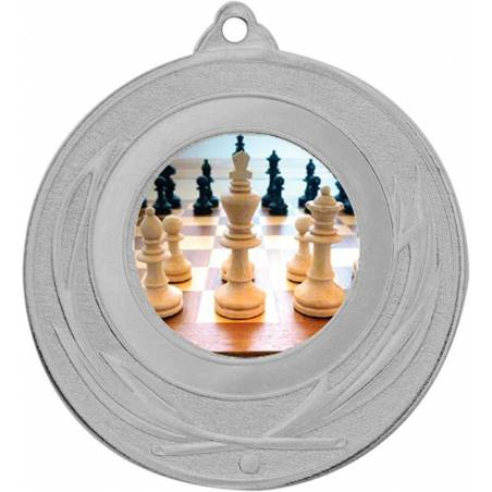 Chess medals for their championships 50 mm. 29947