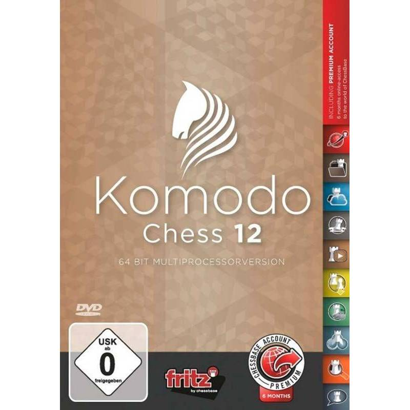 Chess program Komodo 11