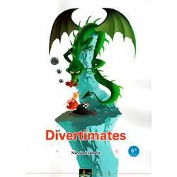 Libro ajedrez Divertimates