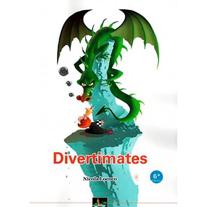 Chess book Divertimates