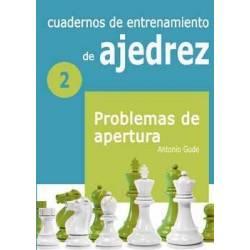 Quaderns d'entrenament 2. Problemes d'obertura