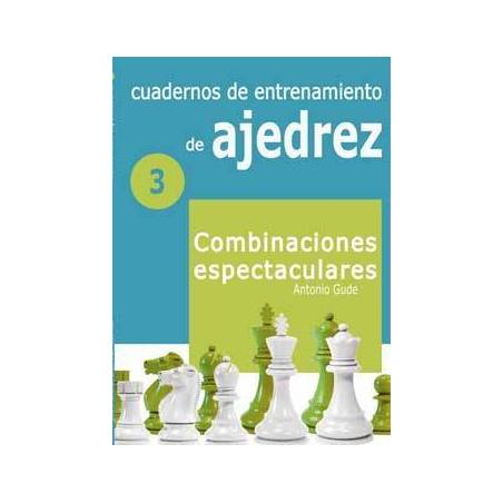 Quaderns d'entrenament 3. Combinacions espectaculars