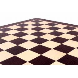 Tablero de ajedrez madera wengué
