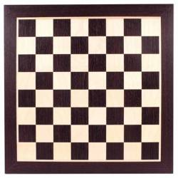 Tablero ajedrez Wengue 44 cm.
