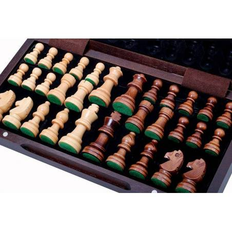 Magnetic chess set 30 cm.