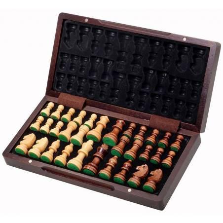 Conjunt escacs magnètic 30 cm.