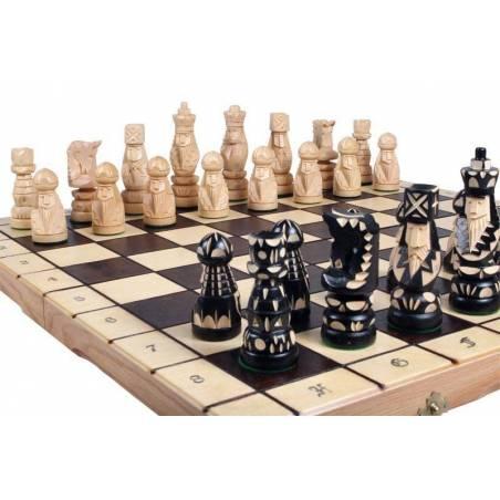 Conjunto ajedrez tematico Pop