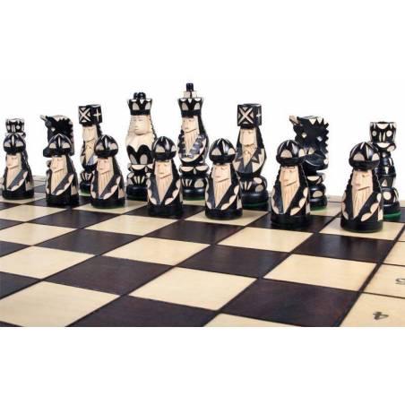 Conjunt escacs tematic Pop