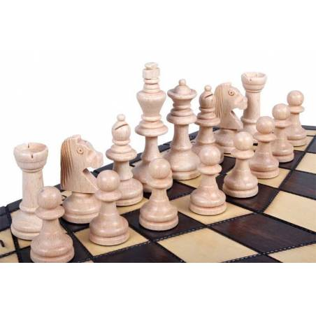 Chess 3 players