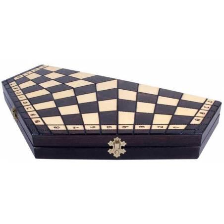Escacs 3 jugadors