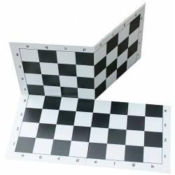 Folding plastic board in 4