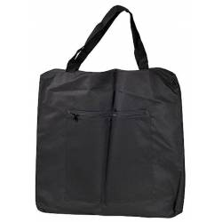 Bag for murals foldable in 4