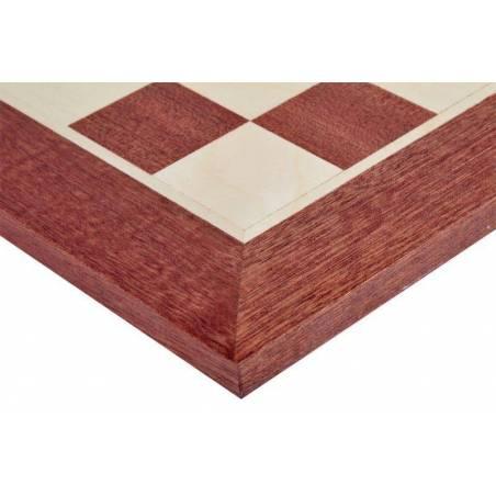 Tablero ajedrez madera de Caoba