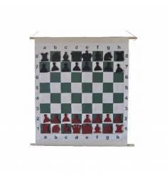 Oferta. 10 Juegos tablero y piezas y un mural magnético