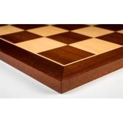 Tauler escacs Fusta Sapelly 40x40 cm. Rechapados Ferrer