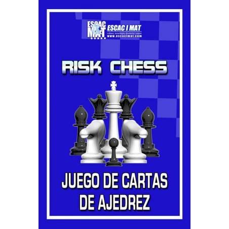 Juego de cartas Risk Chess EscaciMat