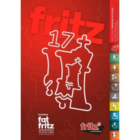 Programa ajedrez Fritz 17