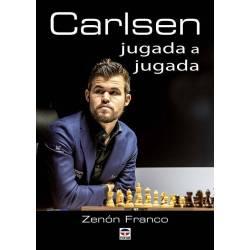 Carlsen jugada a jugada