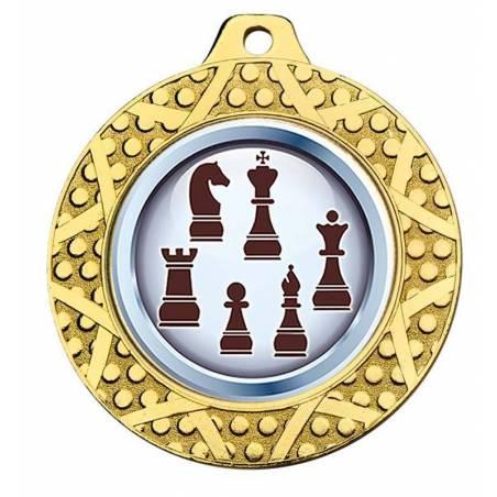 Medalla modelo 211C 70 mm.