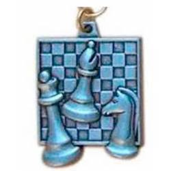 Chess medals model 6
