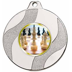 Chess medals for their championships 50 mm. 072L