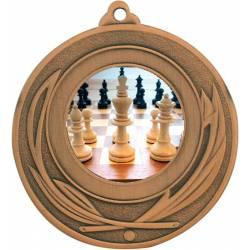 Medallas de ajedrez para sus campeonatos 70 mm. 29947