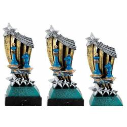 Chess trophies 5593