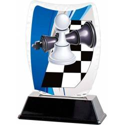 Chess trophies 4360