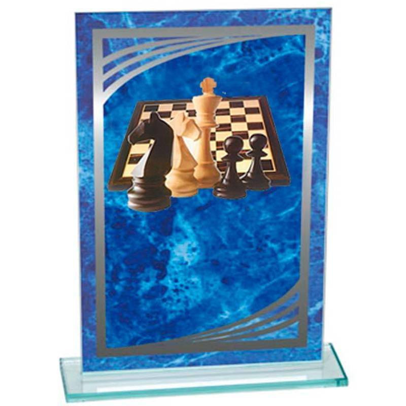 Chess trophies 20121