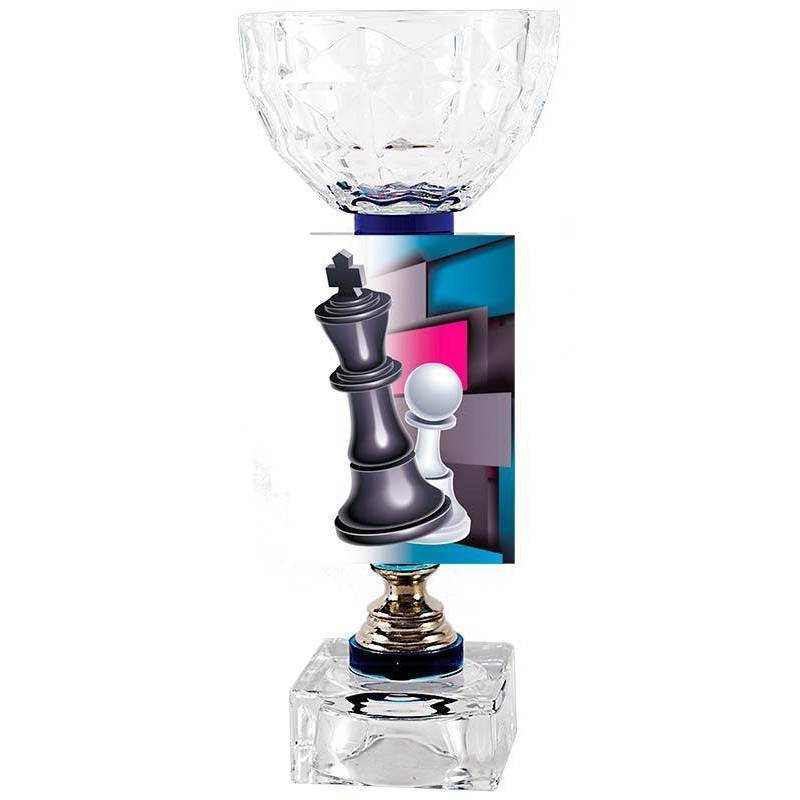 Chess trophies 5377