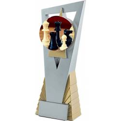 Chess trophies 5403