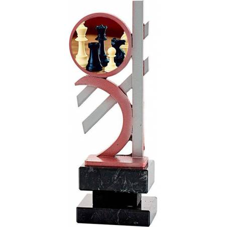Chess trophies 5405