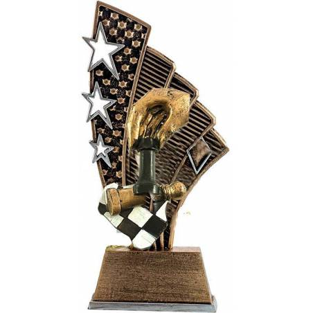 Chess trophies 5426