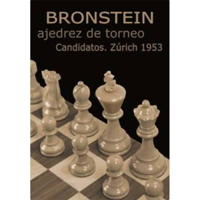 Chess book Ajedrez de torneo