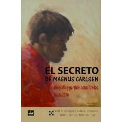 Libro ajedrez El secreto de Magnus Carlsen