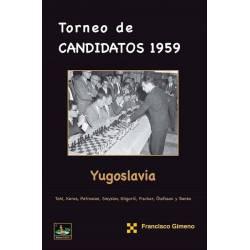 Torneo Candidatos 1959 Yugoslavia