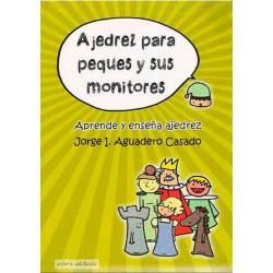 Libro Ajedrez para peques y sus monitores