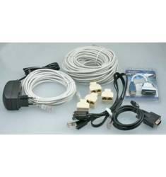 Cables per connectar el primer tauler DGT de 12