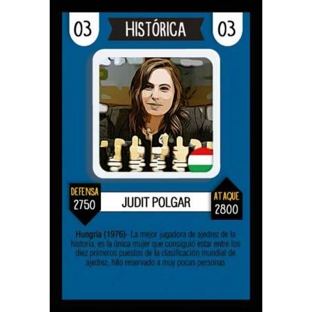 Caissa Cards 2.0 ajedrez