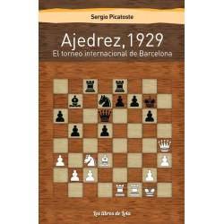 Chess book Ajedrez, 1929