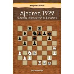 Libro ajedrez Ajedrez, 1929