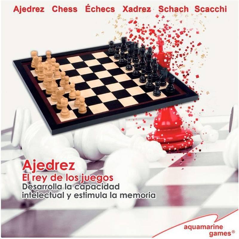 Conjunt escacs sèrie Black 8432026201345