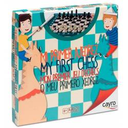 My first chess game for kids