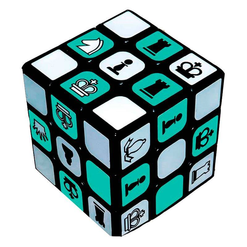 MateCube, the Chess Rubik's cube, Free shipping
