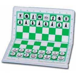 Joc magnètic d'escacs de butxaca
