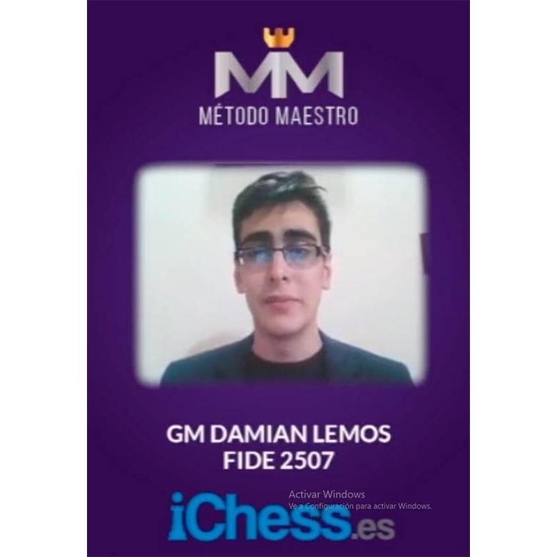 Los 5 Elementos de la Maestría en Ajedrez – El Método Lemos