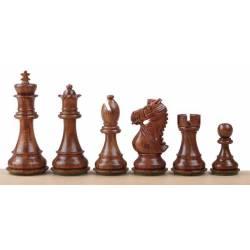 Piezas de ajedrez King´s Bridal acacia