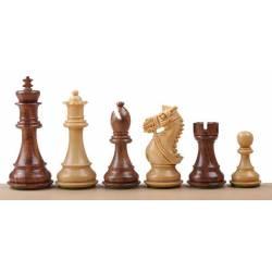 Chess pieces King´s Bridal acacia