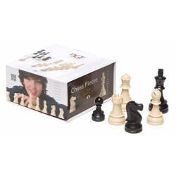 Piezas de ajedrez Modelo DGT  (en caja)